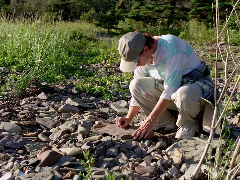 Batgtery Provincial Park, Nova Scotia, 8/04