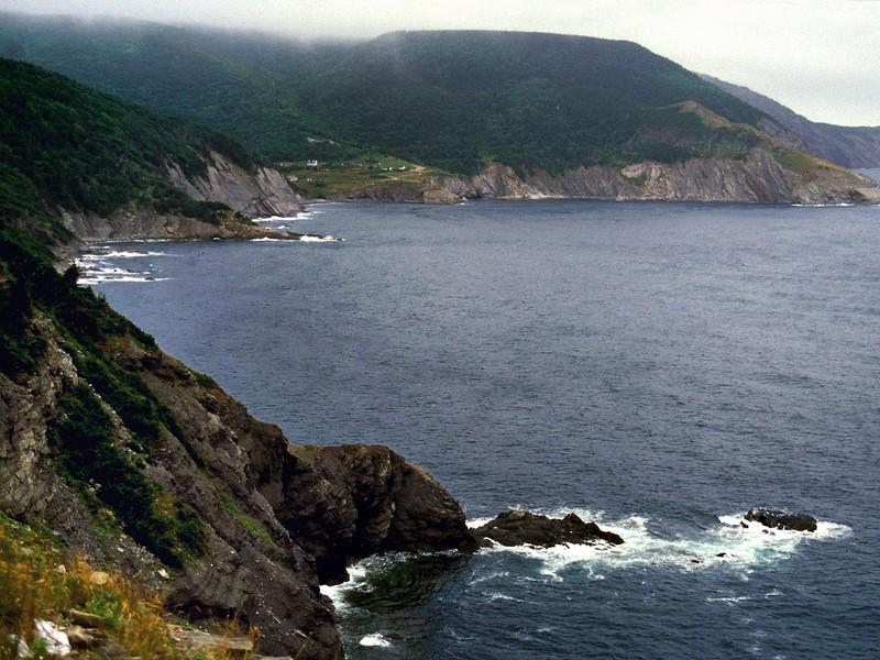 Meat Cove, Cape Breton Island, Nova Scotia, 8/04
