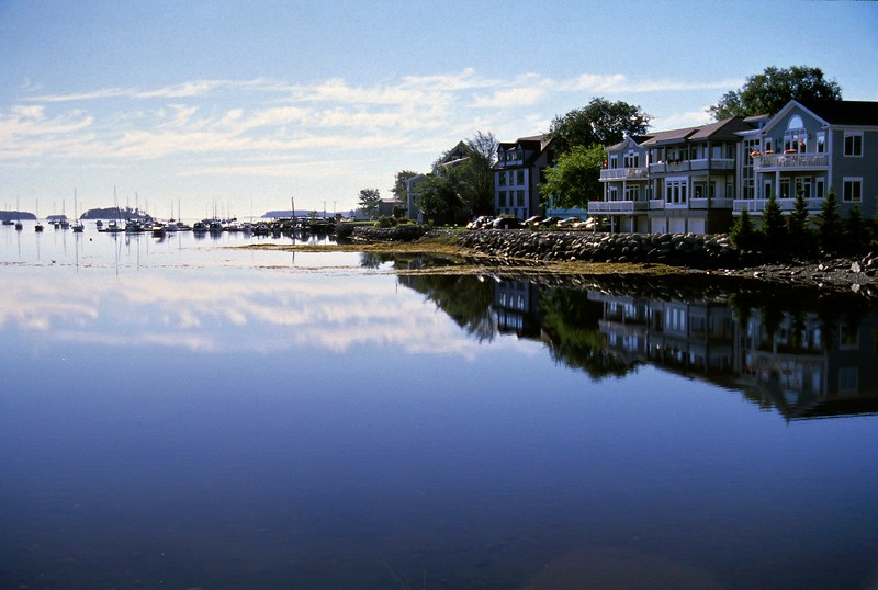 Mahone Bay, Nova Scotia, 8/04