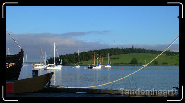 More boats in Lunenburg.