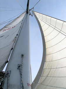 Sailing on the Eastern Star
