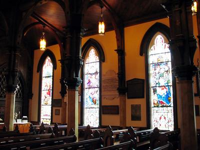 Day 9 - Lunenburg - St. John's Church & Fisheries Museum