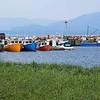 Fishing Boats at Ingonish Harbor