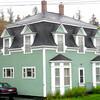 Cape Breton Architecture - near Mabou
