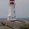 Lighthouse at Peggy's Cove, Nova Scotia, Canada