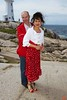Richard and Rosa at Peggy's Cove.<br /> IMG_8836