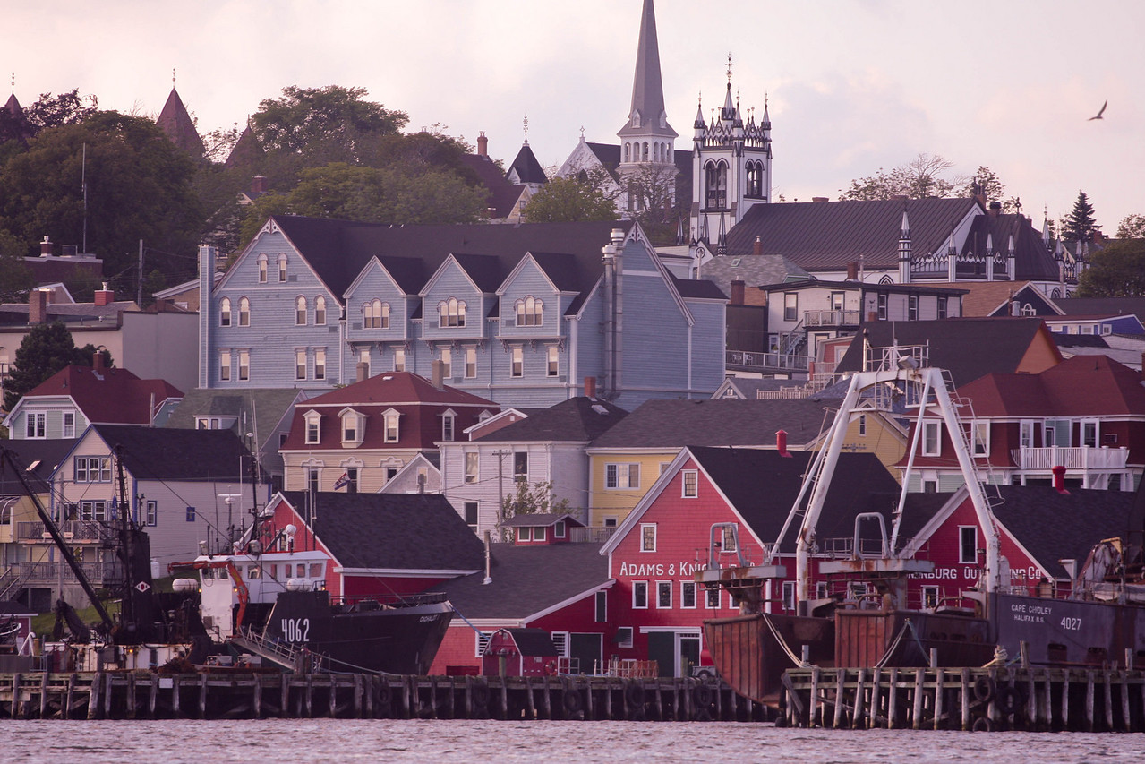 Town of Lunenburg.