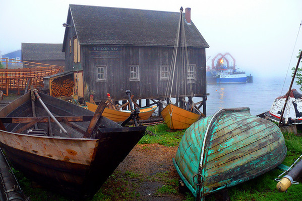 Nova Scotia  June 2010