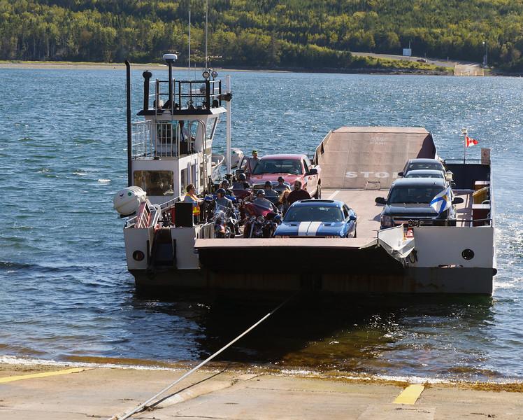 County Harbor Ferry