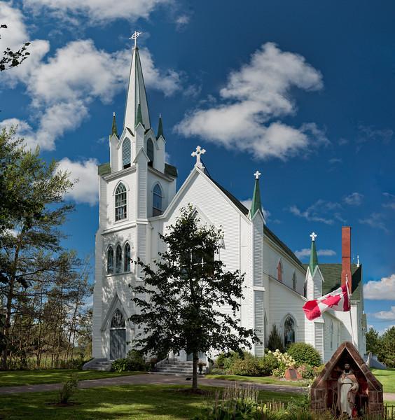Church on PEI