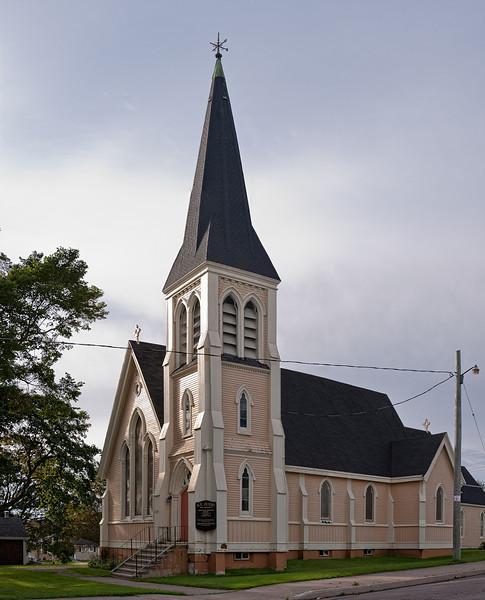 Church in Saint John, New Brunswick