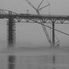 Crane and Macdonald Bridge.