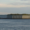 Fort Gorges off the coast of Portland, ME