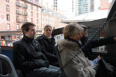 Grey Line bus tour