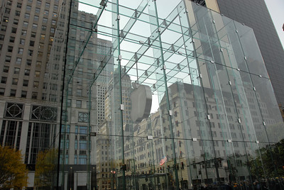 Apple Store at 5th Avenue