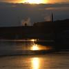 KK:  Polution and sunset...ahhh....