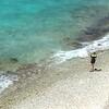 Bonaire scuba diver