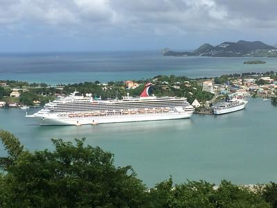 November 2015 Southern Caribbean Cruise