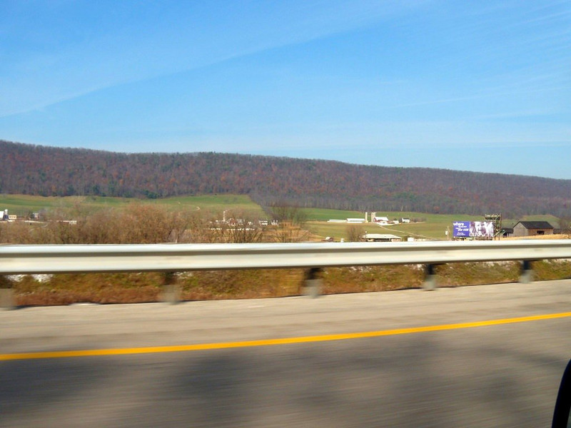 Amish farms, here are the other four.