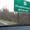Bad photographer, but this is the Exit, and now 30 minutes from Canaan CT and Geer Village, where my parents now live.