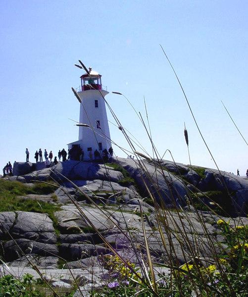 Novia Scotia, Peggys Cove, Canada