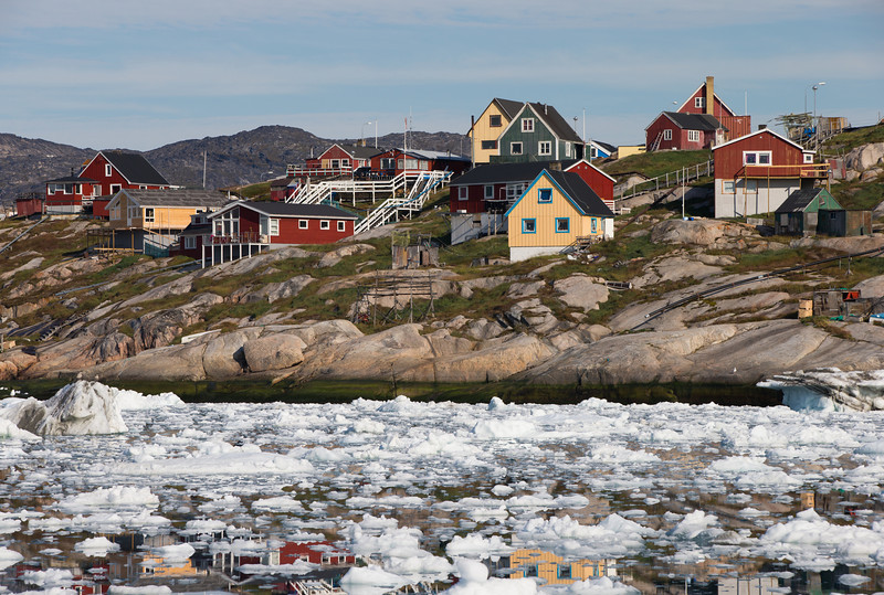 Ilulissat, Greenland<br /> Third place category winner, 2012 CPC Elevate Worldwide WOW photo contest