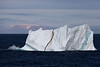 Iceberg in Baffin Bay, Nunavut