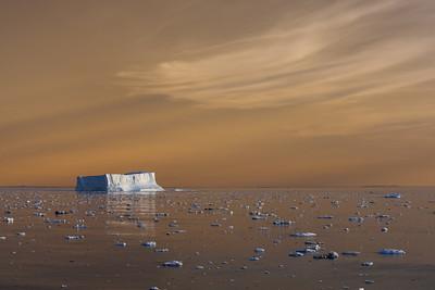 Nunavut and Greenland