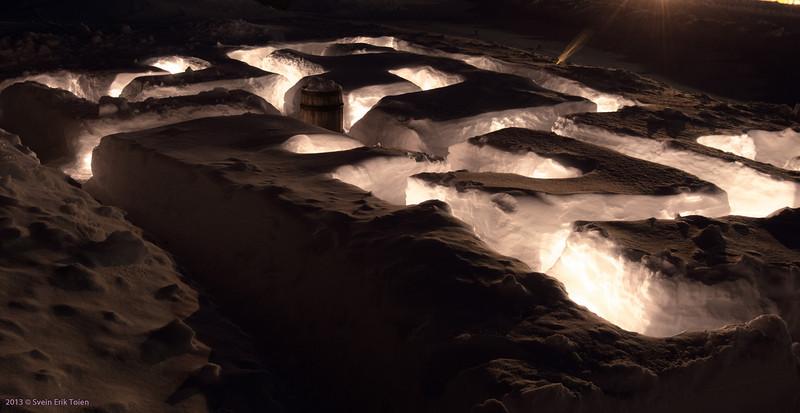 Gerard's labyrinth I<br /> Skåltofta by Nyksund
