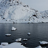 Snow and high tide II<br /> Nyksund