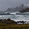 Autumn storm in Nyksund - Trollvika