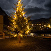 Christmas tree in Nyksund square II