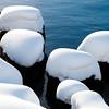 Snow caps