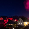 New year's eve in Nyksund