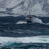 """Routine mission I<br /> Rescue Vessel """"Knut Hoem"""" as local passanger shuttle to Nyksund"""