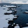 Snow and high tide III<br /> Nyksund