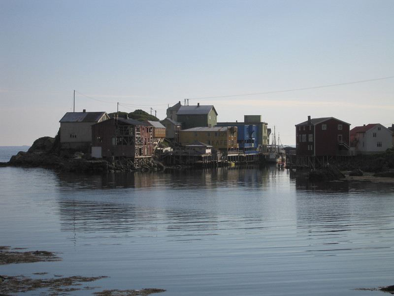 Town in the ocean - june 2006