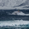 "Routine mission II<br /> Rescue Vessel ""Knut Hoem"" as local passanger shuttle to Nyksund"