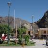 Ollantaytambo ruins,an Incan fortress.