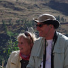 Our travel friends, Debbie and Peter.