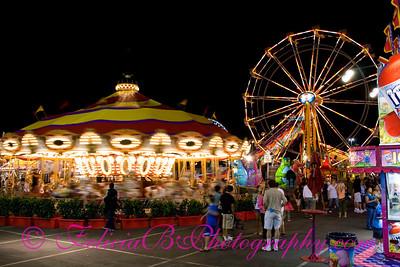 Carousel & Ferris Wheel sm