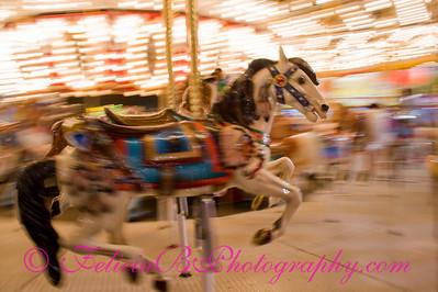 Carousel Horse 03 sm