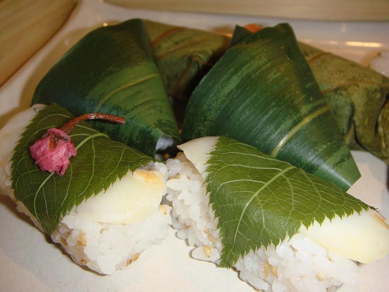 Yummy yummy kaki no sushi