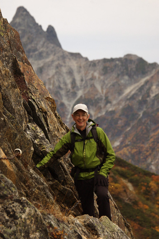 OCTOBER 2012 MOUNTAINS OF CENTRAL JAPAN TOUR