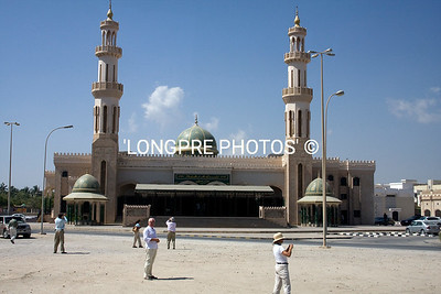 One of many mosque's in Salalah.
