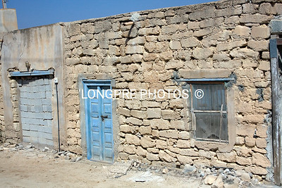 Old building outside of TAQAH Castle.