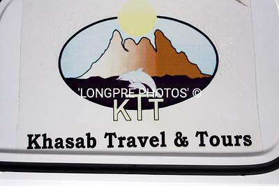 KHASAB, small town at top of Oman right at the Straights of Hormuz.
