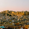 Jaisalmer Fort, Rajasthan, India.
