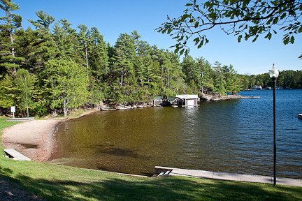 LAKE MUSKOKA NEAR WINDERMERE