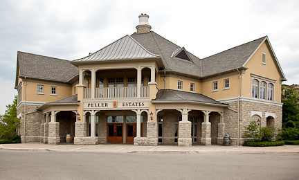 PELLER ESTATES WINERY - NIAGARA-ON-THE-LAKE, ONTARIO